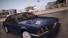 BMW E24 M635CSi 1984 para GTA San Andreas