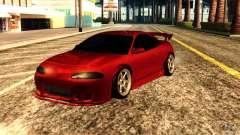 Mitsubishi Eclipse 1998 para GTA San Andreas