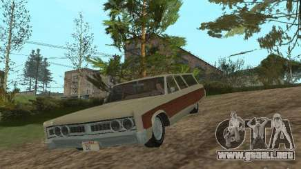 Chrysler Town and Country 1967 para GTA San Andreas