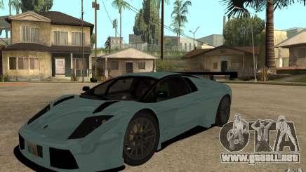 Lamborghini Murcielago R-GT para GTA San Andreas
