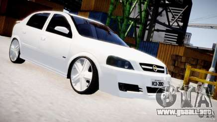 Chevrolet Astra Advantage 2009 para GTA 4