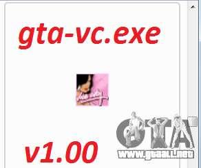 gta-vc.exe v1.00 para GTA Vice City