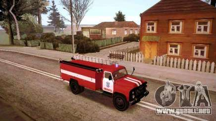 Manguera de GAS 30 53 incendios para GTA San Andreas