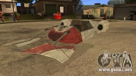 Equipaje de Star Wars para GTA San Andreas
