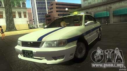 Nissan Cefiro A32 Kouki Japanese Taxi para GTA San Andreas