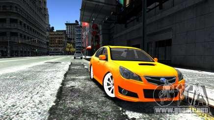Subaru Legacy B4 para GTA 4