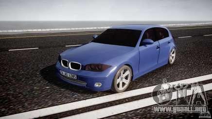 BMW 118i para GTA 4