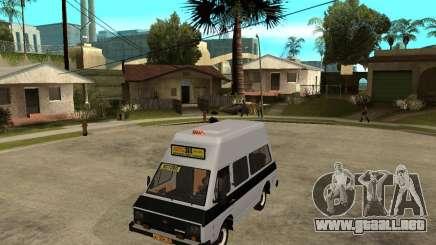 RAPH 22038 taxi para GTA San Andreas