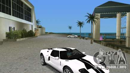 Ford GT para GTA Vice City