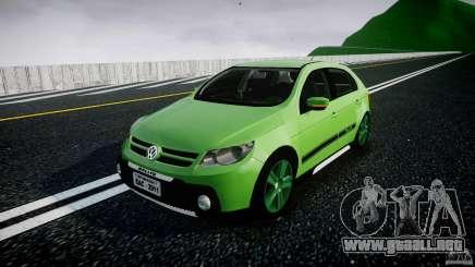 Volkswagen Gol Rallye 2012 v2.0 para GTA 4