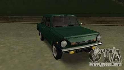 ZAZ-968 m para GTA San Andreas