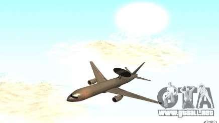 Boeing E-767 para GTA San Andreas