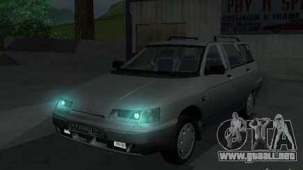 VAZ 21114 para GTA San Andreas