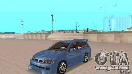 Toyota Carina 1996 para GTA San Andreas