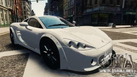 Ascari KZ1 v1.0 para GTA 4