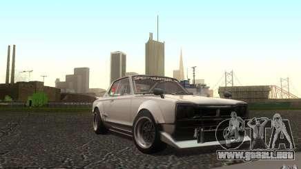 Nissan 2000GTR V2 para GTA San Andreas