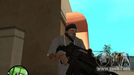 El Rifle de Ross para GTA San Andreas