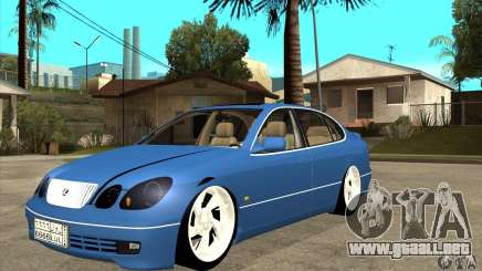 Lexus GS300 V 2003 para GTA San Andreas