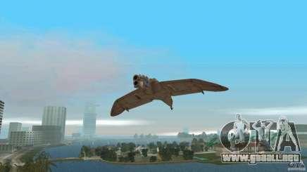 The Valley Gunship para GTA Vice City