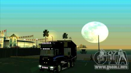 Scania R620 Pimped para GTA San Andreas
