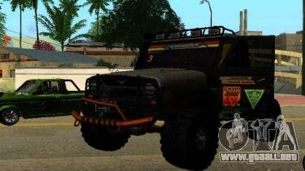 JUICIO UAZ 469 para GTA San Andreas