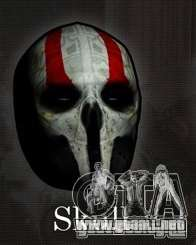 Army of Two Mask Skull para GTA San Andreas