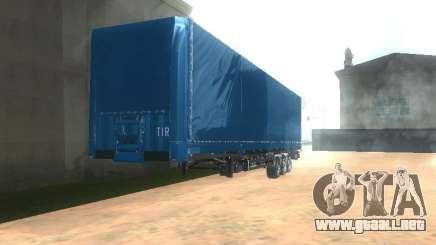 Remolque NEFAZ-93341-10-07 para GTA San Andreas