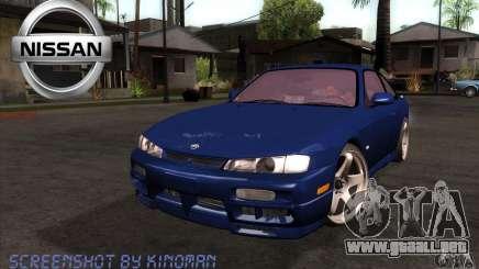 Nissan 200SX para GTA San Andreas