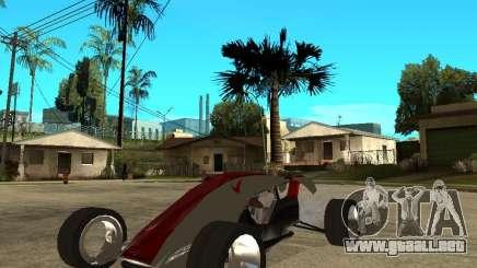 Nike One para GTA San Andreas