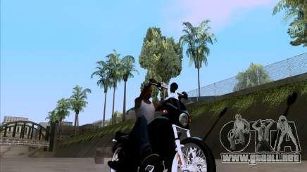 Harley Davidson FXD Super Glide para GTA San Andreas