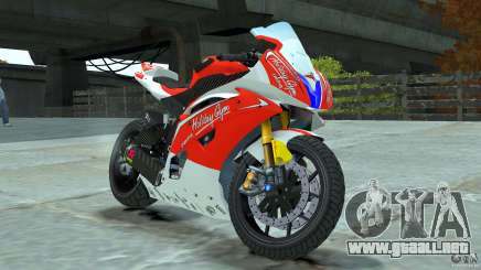 Yamaha YZF R6 para GTA 4