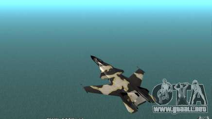 Su-32 Golden Eagle para GTA San Andreas