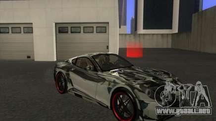 Ferrari 599 para GTA San Andreas