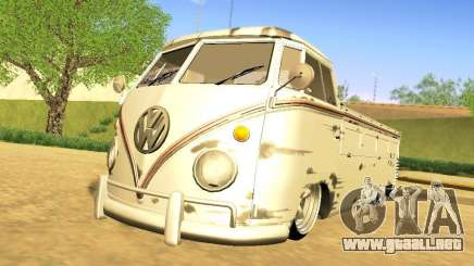 Volkswagen Type 2 Single Cab Rat para GTA San Andreas