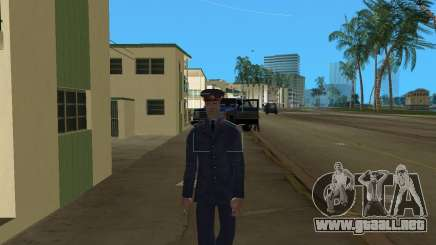 POLICÍA rusa para GTA Vice City