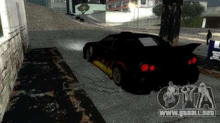 Barón de vinilo de Most Wanted para GTA San Andreas