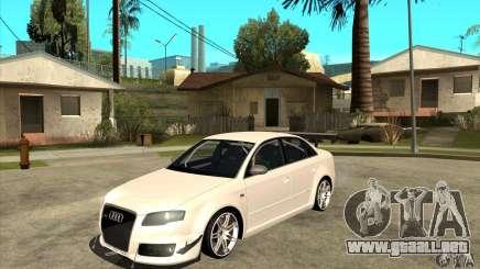 Audi RS4 2006 para GTA San Andreas