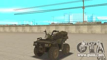 Nuevo Atv para GTA San Andreas