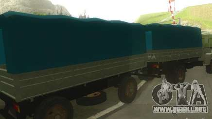 GKB-8536 trailer para GTA San Andreas