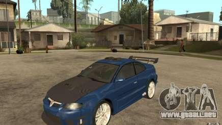Vauxhall Monaro para GTA San Andreas
