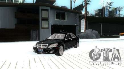 Mercedes-Benz S600 para GTA San Andreas