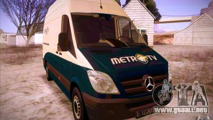 Mercedes Benz Sprinter 311 CDi para GTA San Andreas