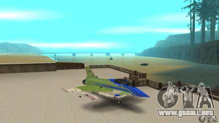 Eurofighter 2010 para GTA San Andreas