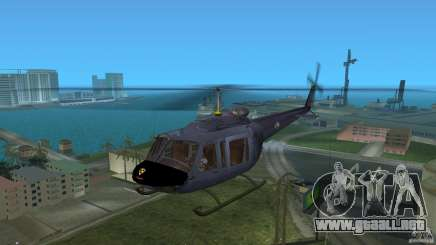 Maverick Bell-Huey para GTA Vice City