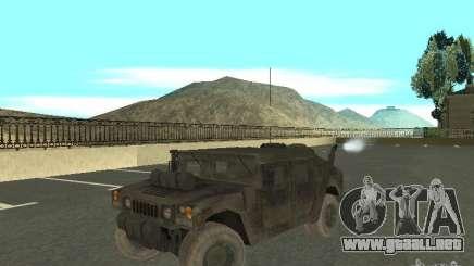 Hummer Cav 033 para GTA San Andreas