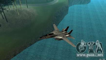 F-14A Screaming Eagles VF-51 para GTA San Andreas