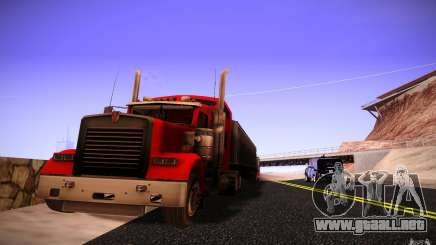 Kenworth W 900L para GTA San Andreas