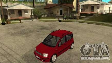 2004 Fiat Panda v.2 para GTA San Andreas