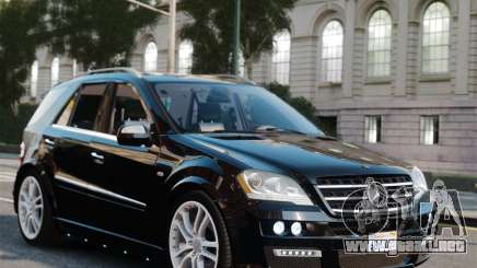 Mercedes-Benz ML Brabus 2009 para GTA 4