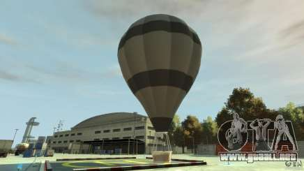 Balloon Tours option 5 para GTA 4